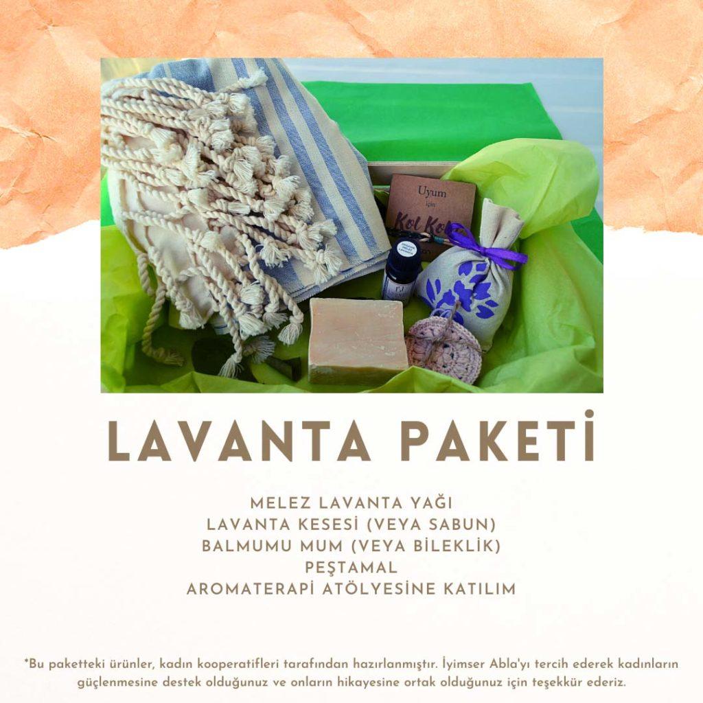 Lavanta Paketi