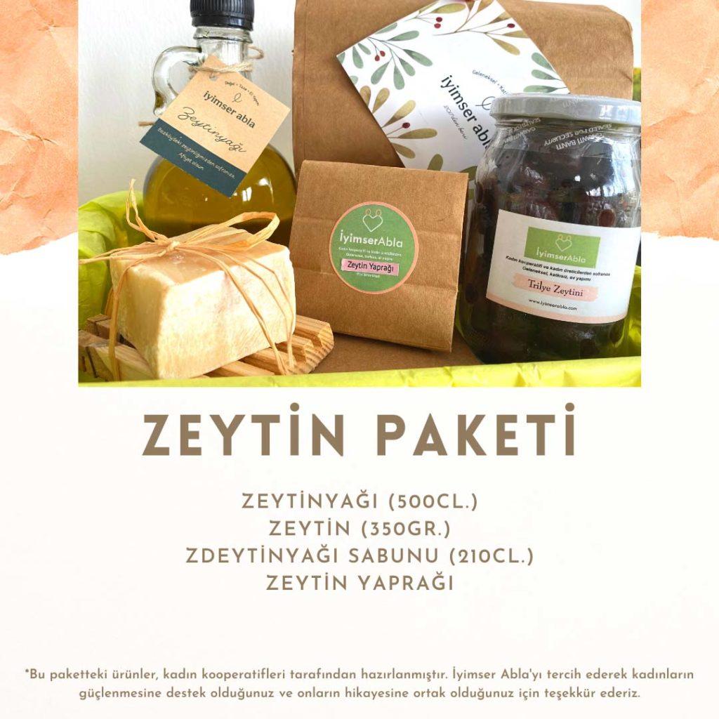 Zeytin Paketi